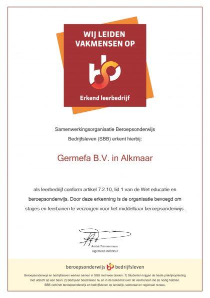 sbb-erkenningsbewijs-erkend-leerbedrijf